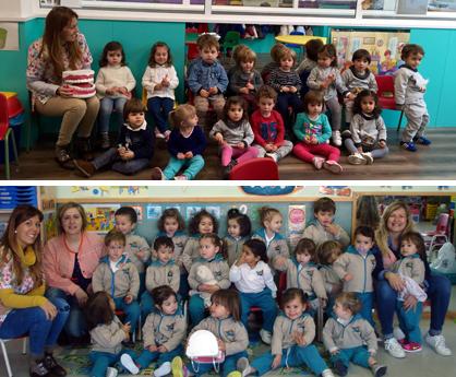 Talleres infantiles en las guarderías de Xàtiva