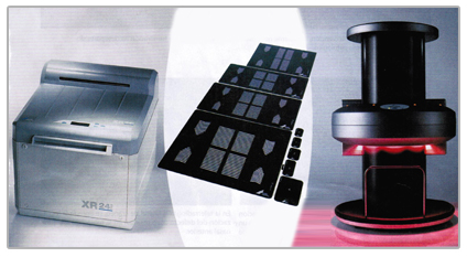 Equipo de Radiologia Digital Vistascan